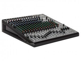 Mixer analogic RCF E16 cu 16 canale si procesor de efecte Z.CORE DSP pe 32 de biti