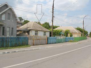 De vînzare teren pentru construcție 4.11 ari, prima linie,mun Hîncești 26000 euro