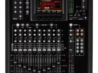 RCF M20X digital mixer