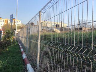 Panou gard bordurat, zincat(euro gard)/ заборные панели, оцинкованные(евро забор)