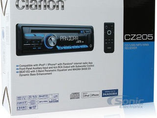 Clarion  CZ205