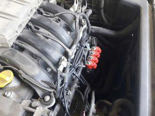 Газ на Renault