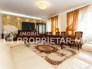 Spre vînzare apartament de lux cu 5 odăi, 220 m2, str. Miron Costin, sect. Rîșcani