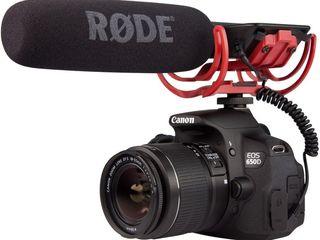 Microfon pentru video/foto camera Rode VideoMic Rycote.  Livrare gratuita în toată Moldova