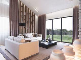 Casa moderna - linga parc Poiana Pinului