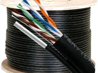 UTP outdoor FTP outdoor уличный кабель cablu pentru afara