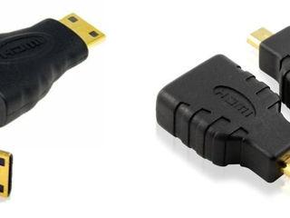Hdmi кабели различной длины и переходники