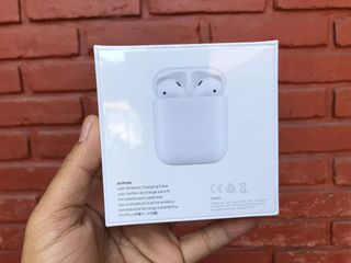 Airpods 2 Wireless Charging Case Noi Sigilate