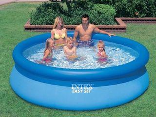 Бассейн easy set (144х61см) супер качество