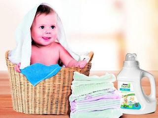 Detergent lichid concentrat pentru rufe SA8 Baby de la AMWAY
