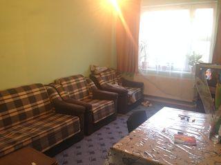 Продается 2-х комнатная квартира в центре города Оргеев(возле стадиона)