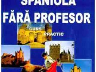 Vind Spaniola fara profesor+CD - 120 lei