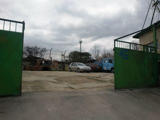 Производственная база: офис, боксы, ангар 350 м2