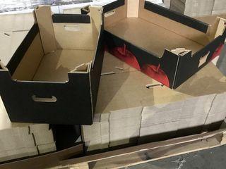 Производство лотков из гофрокартона!!!600*400*170///500*300*235!!!