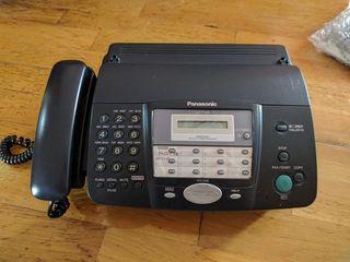 Fax Panasonic! Факс!