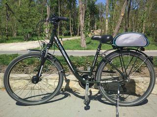 Женский качественный велосипед!
