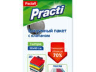 Paclan practi punga vacuum 50*60cm 1buc ваккумный пакет с клапаном