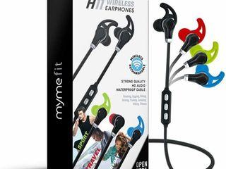 Беспроводные спортивные наушники MyMe Fit H11 новые - 150 лей