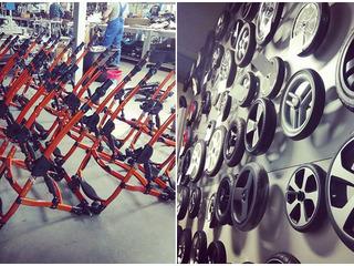 Multiservice ремонт колясок всех брендов запчасти выезд на дом