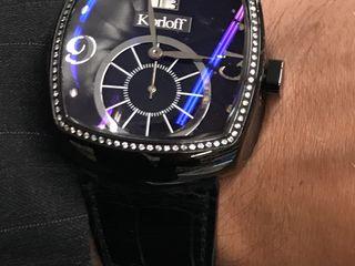 Яркие Korloff K28 с бриллиантами оригинал