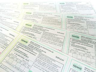 Зеленая карта / Carte verde