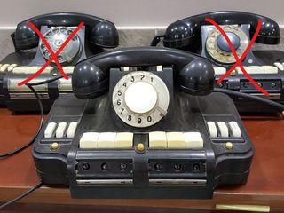 Раритетный телефон антиквариат 1975 год