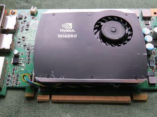 Профессиональная видеокарта QUADRO FX580