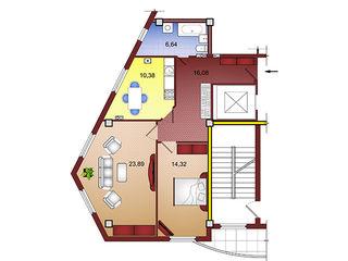 Mega ofertă! apartament cu 2 odai!