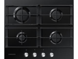 Варочная панель Samsung NA64H3010AK  Газовая/ Черный