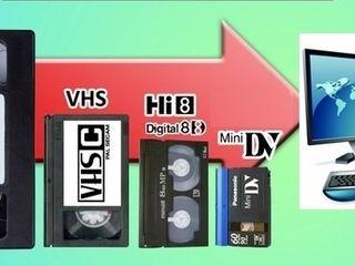 Оцифровка плёнок, слайдов, фотографий, видеокассет и аудиокассет - Чеканы