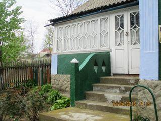 Дом с участком 50 соток огорода возле Прута