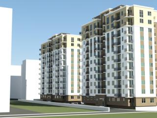 Proiect nou 2 si 3 camere Durlesti