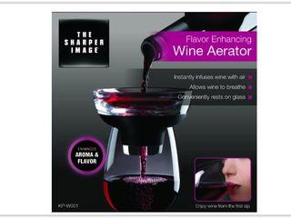Aerator vin - Wine aerator - Аэратор для красного вина