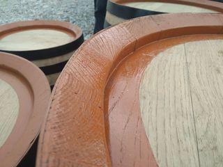 Butoaie din lemn de stejar / дубовые бочки