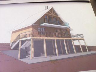 Очень срочно! незавершённое строительство возле думбравы! возможен обмен на квартиру на буюканах!
