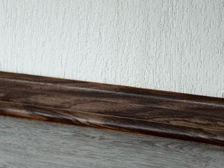 Плинтус из ПВХ. Цветная гама.  Распродажа! 15 лей -2,5 метра