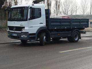 servicii autobasculanta(самосвал)