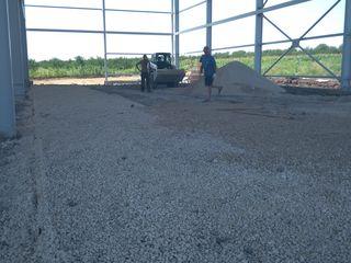 Подготовка под бетон