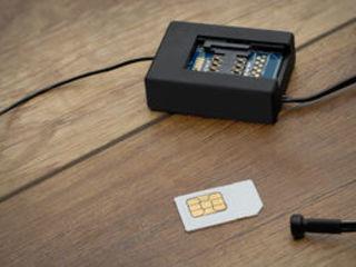 Audio tracker cu sensor de sunet si reapelare / сигнализация с детектором звука