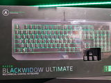 Razer Blackwidow ultimate.