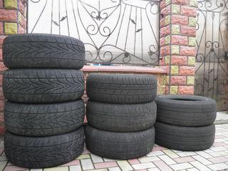 Шины б/у R18       срочно 4 шины за 100 евро