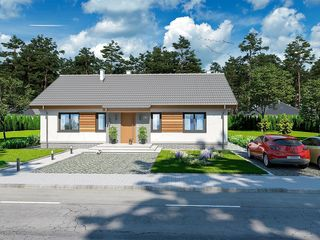 Новый дом 120 м.кв.