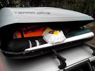 Продаем багажники на крышу (автобоксы) , поперечены