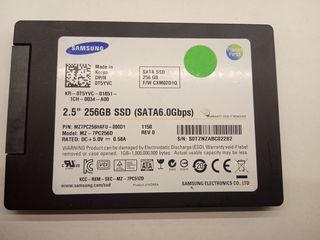 HDD 1tb - 50euro, 2tb - 80 euro, SSD 256 GB - 45 euro, 1Tb - 150 euro