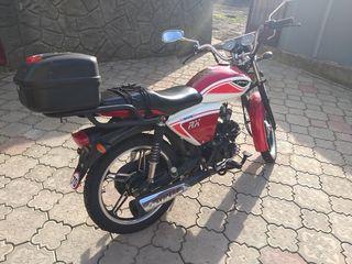 Alpha Moto Rx 2018