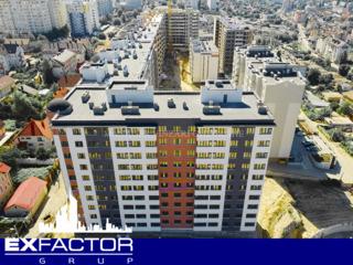 Buiucni 1 cameră 43 m2, et. 3 la cel mai bun preț, direct de la compania Exfactor Grup, sună acum!