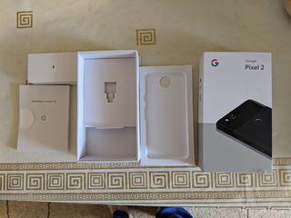 Оригинальная коробка для Google Pixel 2