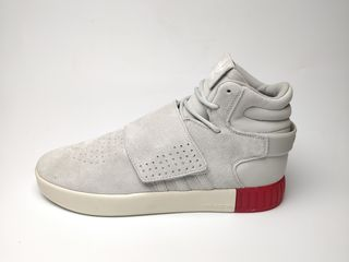 Adidas tubular invader grey