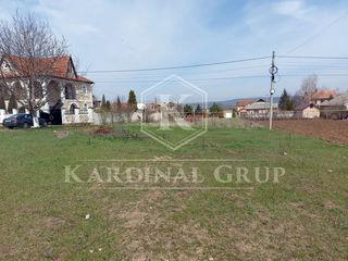 Vânzare teren pentru construcție 6 ari, or. Strășeni, 13 000 euro!