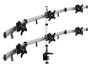VM-MP260C - крепление для 6 мониторов